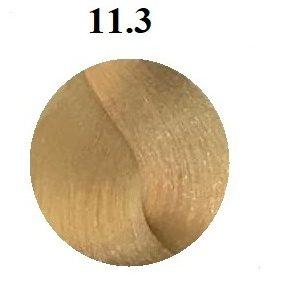 رنگ مو رف 11.3 بلوند طلایی کاملا روشن