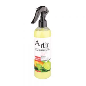 لوسیون مو لیمو و نعناع آرتین (بدون آبکشی)