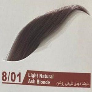 رنگ ابرو آرتین ۸٫۰۱ بلوند دودی طبیعی روشن