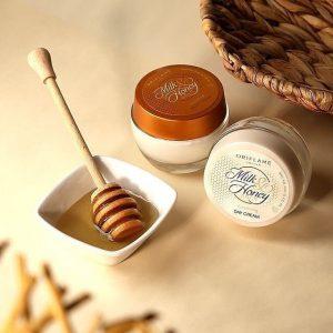محصولات شیر و عسل طلا اوریفلیم