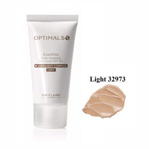 کرمپودر روشن CC اپتیمالز ایوناوت اوریفلیم (SPF20)