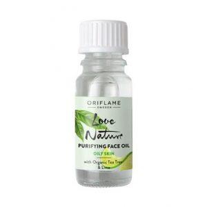 روغن صورت لیمو و چای سبز لاونیچر اوریفلیم