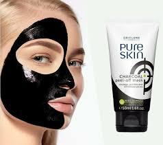 ماسک زغال پیوراسکین اوریفلیم