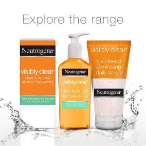 اسکراب ضدجوش Spot Controlling نیتروژینا (Neutrogena)