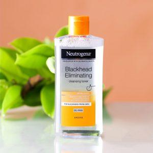 تونر جوش سرسیاه Blackhead Eliminating نیتروژینا (Neutrogena)