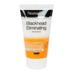 اسکراب جوش سرسیاه Blackhead Eliminating نیتروژینا (Neutrogena)