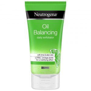 ژل شستشوی لیمو Oil Balancing نیتروژینا (Neutrogena)