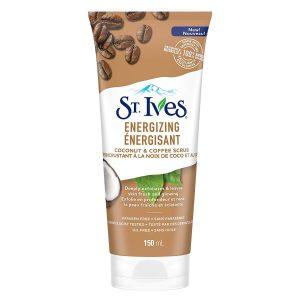 اسکراب انرژیبخش قهوه و نارگیل سنتایوز (ST.Ives)